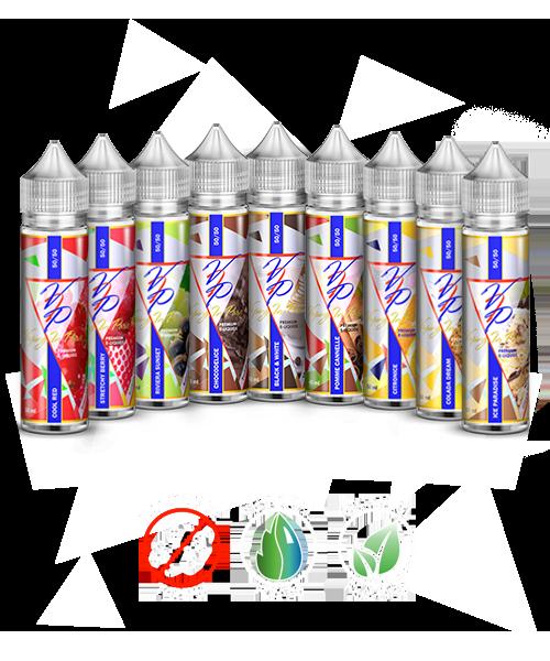 VIP liquids tobacco